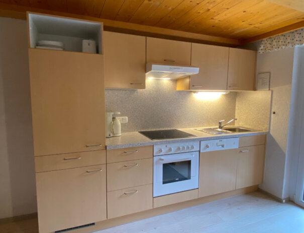 Bergnelke Küche 2