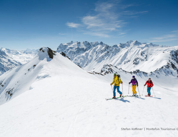 Skitour Gaschurn