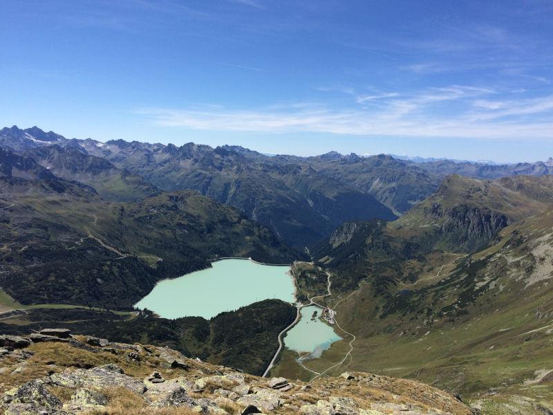Wanderparadies Zeinis Kops Silvretta Bielerhöhe